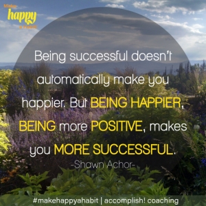 Happy to Success