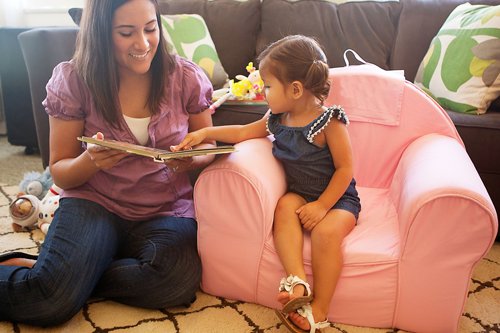 Spend Quality Time with Your Child