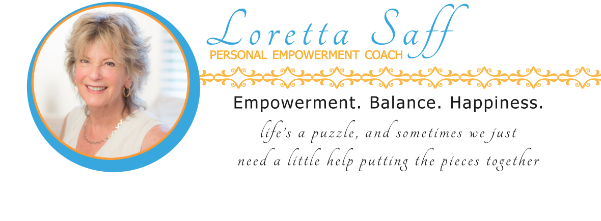 Accomplish Coaching with Loretta Saff