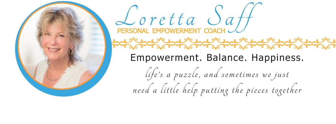 Accomplish Coaching with Loretta Saff